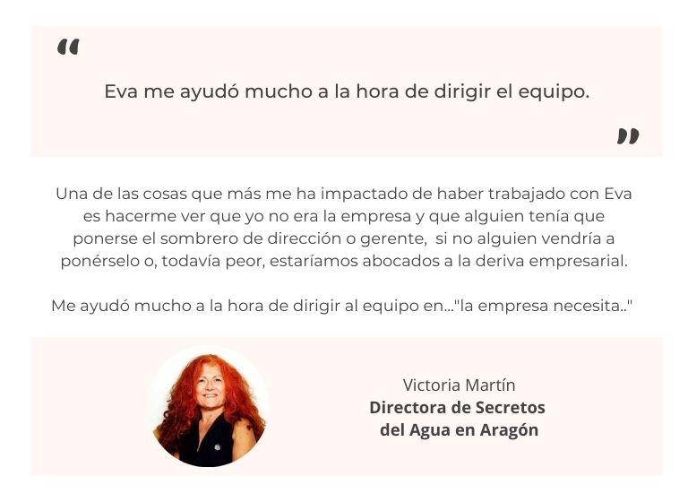 Testimonio Victoria Martín