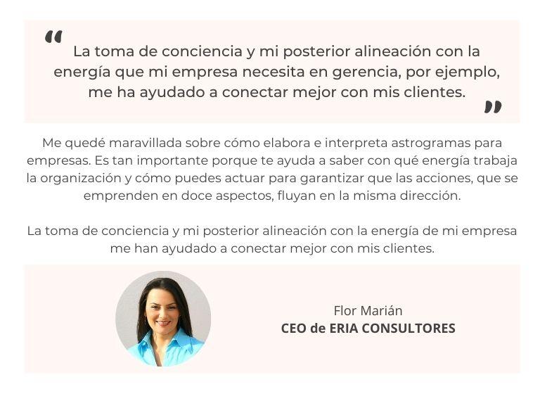 Testimonio Flor Marián